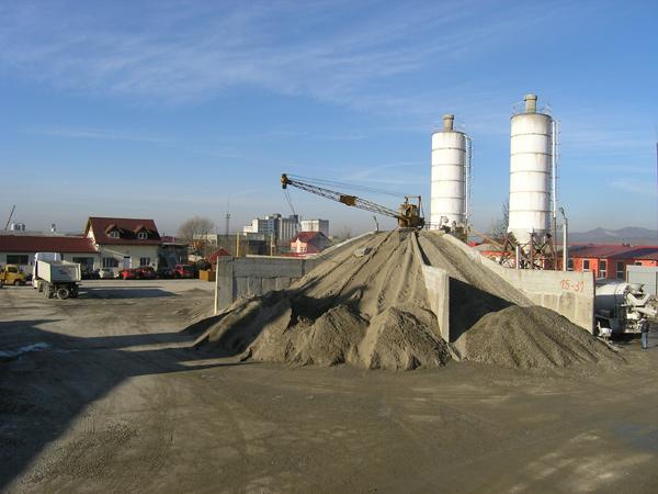 pret beton iasi